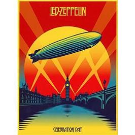 Celebration day, CD AUDIO + DVD (package DVD)