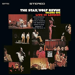 The Stax/Volt revue /vol.1-live, CD