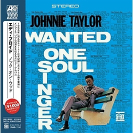 Wanted one soul singer, CD