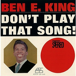 Don't play that song!, édition Japon., CD