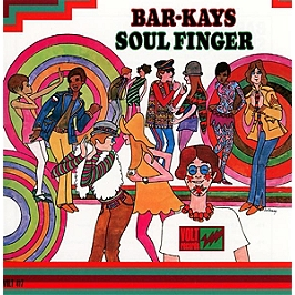 Soul finger, CD