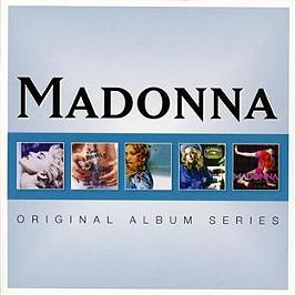 Original album series, CD + Box