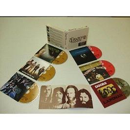 Box set integrale albums, CD