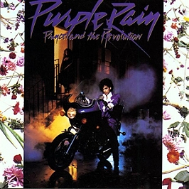 Purple rain, Vinyle 33T