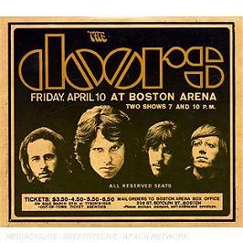 Live in boston 1970, CD Digipack