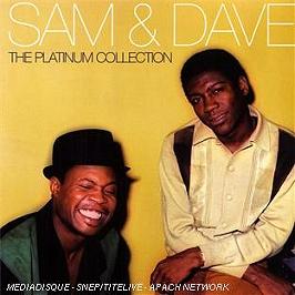 The Platinum Collection : Sam & Dave, CD