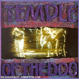 Temple of the dog, CD