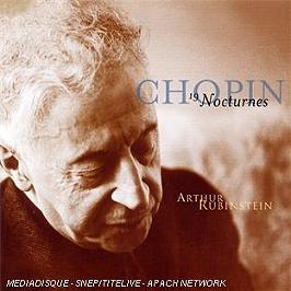 19 nocturnes, CD