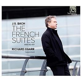 Suites francaises n° 1-6, CD