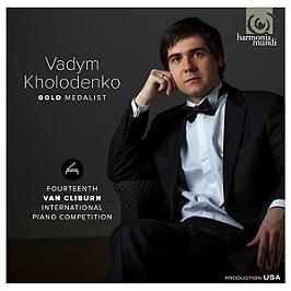 14 concours international Van Cliburn, CD