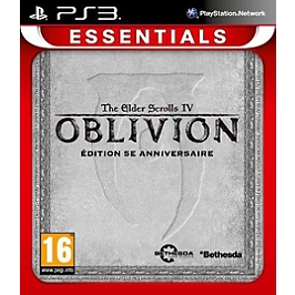 The elder scrolls IV: oblivion - Essentials (PS3)