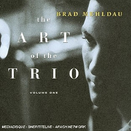The Art Of The Trio Vol 1, CD