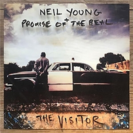 The visitor, Double vinyle