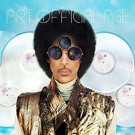 Art official age, CD