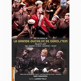 Grande Duchesse Minkowski, Dvd Musical