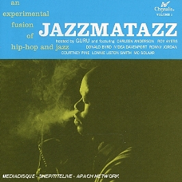 Jazzmatazz /vol.1, CD