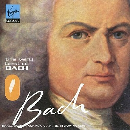 The very best of bach, CD