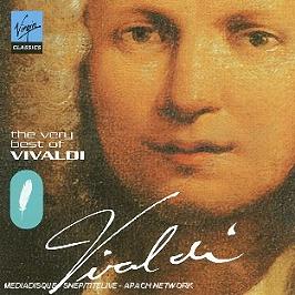 The very best of vivaldi, CD