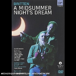 A Midsummer Night'S Dream, Dvd Musical