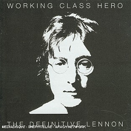 Working class hero: the definitive Lennon, CD