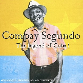 The Legend Of Cuba!, CD