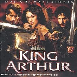 King Arthur (bof), CD