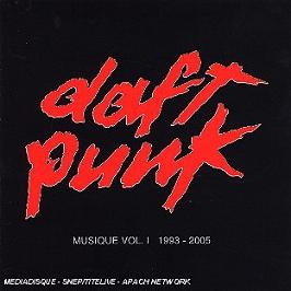 Musique /Vol.1 (1993 - 2005), CD