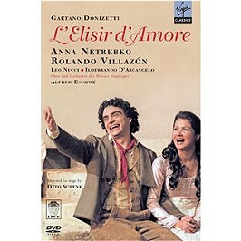 L'elixir d'amour, Dvd Musical