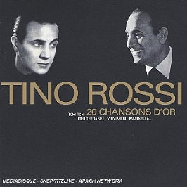 20 Chansons D'Or : tchi-tchi..., CD