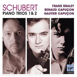 Trio Pour Piano n°1 - Trio Pour Piano n°2..., CD