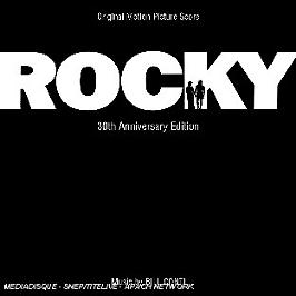 Rocky (Bof), Edition limitée 30ème anniversaire, CD