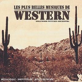 Les Plus Belles Musiques De Western, CD