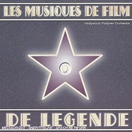 Les Musiques De Films De Légende, CD