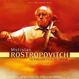 Le violoncelle du siècle, edition spéciale, CD