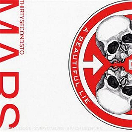 A beautiful lie, CD