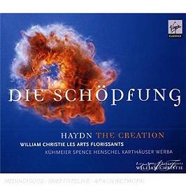 La création (die schopfung), CD + Box