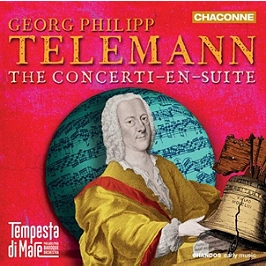 Concerti-en-suite, CD