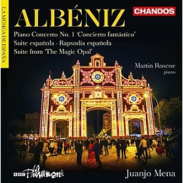 Oeuvres pour orchestre, CD