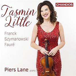 Tasmin Little plays Franck Szymanowski, CD