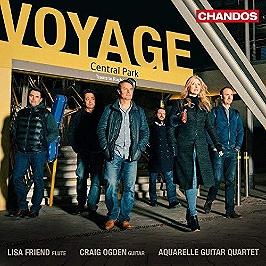 Voyage, CD