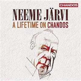 A lifetime on Chandos, CD + Box