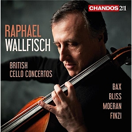 Concertos britanniques pour violoncelle, CD