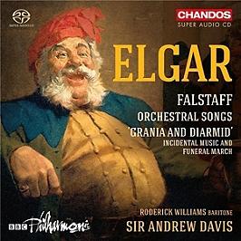 Falstaff orchestral songs, SACD