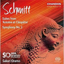 Suites from Antoine et Cléopâtre & symphony No. 2, SACD