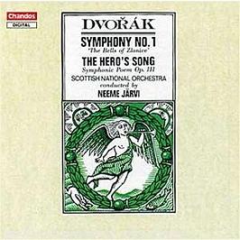 Symphony No. 1, CD