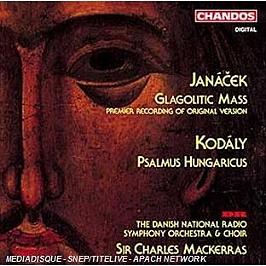 Glagolitic mass - Psalmus Hungaricus, CD