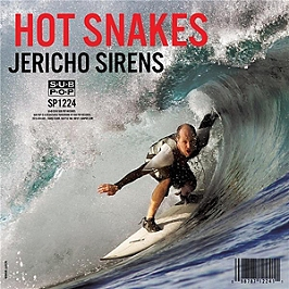 Jericho sirens, CD Digipack