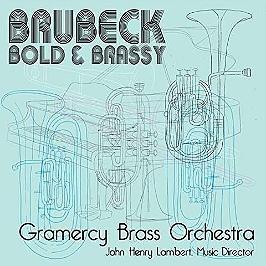 Brubeck - bold and brassy, CD