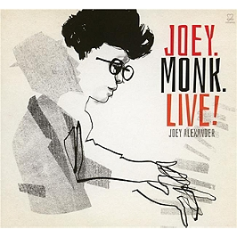 Joey.Monk.live!, CD Digipack