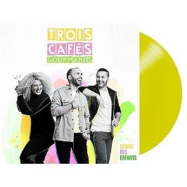 Comme des enfants, édition vinyle jaune, Vinyle 33T